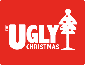 The Ugly Christmas Logo