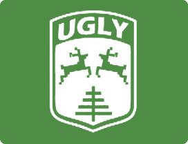 Ugly Christmas Sweater Party Logo