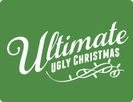 Ultimate Ugly Christmas Logo